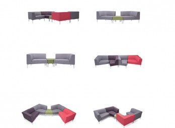 时尚休闲沙发YB-020