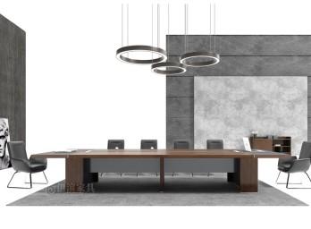 时尚会议桌YB-003