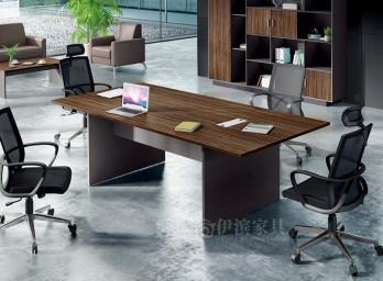 简约时尚会议桌YB-009