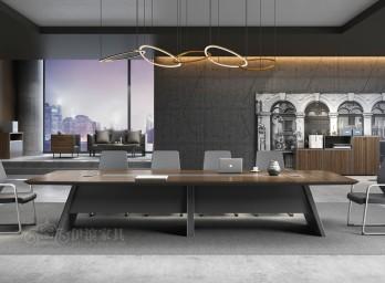 时尚会议桌YB-014