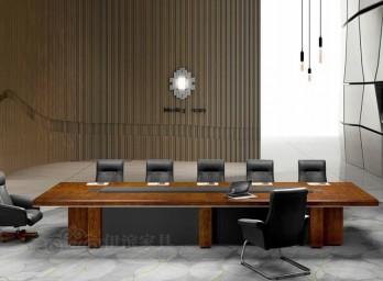 实木会议桌YB-002