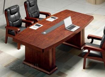 实木会议桌YB-011