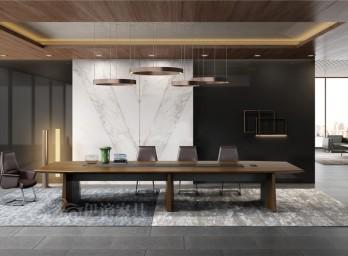 实木会议桌YB-015