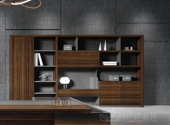 经理室书柜YB-009