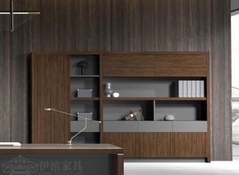 经理室书柜YB-014