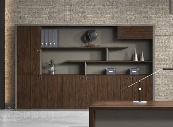 经理室书柜YB-018