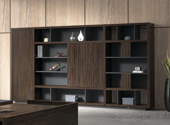 经理室书柜YB-019