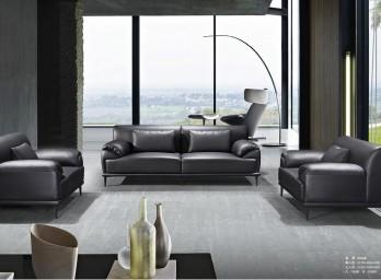 时尚办公沙发YB-001