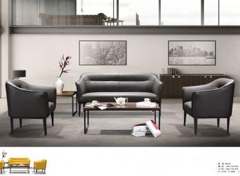 时尚办公沙发YB-003