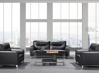 时尚办公沙发YB-007