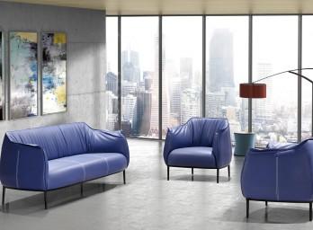 时尚办公沙发YB-016