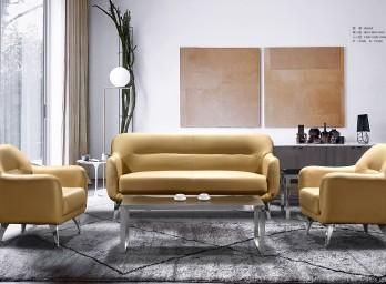 时尚办公沙发YB-018