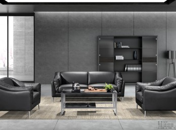 时尚办公沙发YB-019