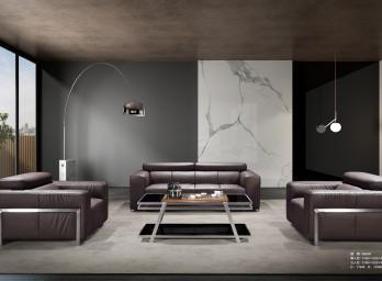 时尚办公沙发YB-020