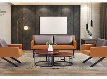时尚休闲沙发YB-004