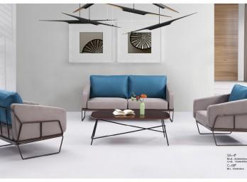 时尚休闲沙发YB-005