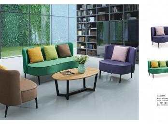 时尚休闲沙发YB-008