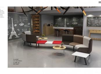 时尚休闲沙发YB-014