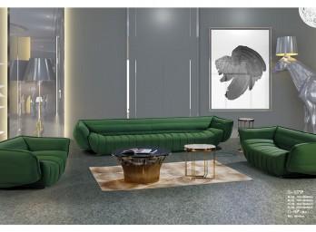 时尚休闲沙发YB-015