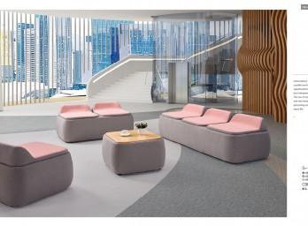 时尚休闲沙发YB-018