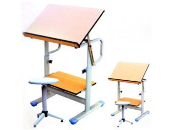 课桌椅YB-8160