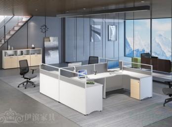 职员屏风办公桌YB-000
