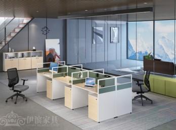 职员屏风办公桌YB-011