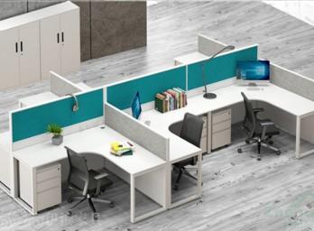职员屏风办公桌YB-020