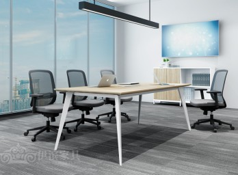 简约时尚会议桌YB-005