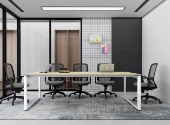 简约时尚会议桌YB-008